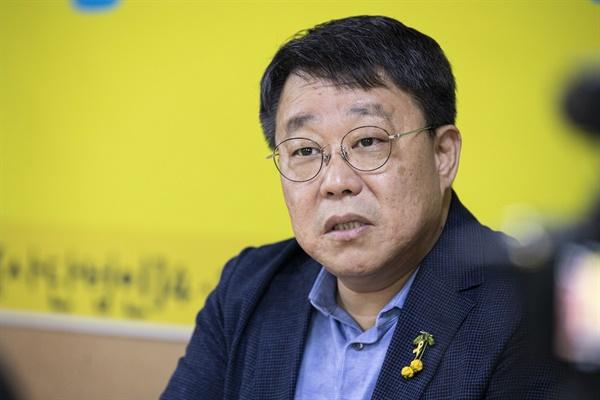 유경근 세월호참사가족협의회 집행위원장