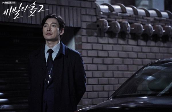 드라마 <비밀의 숲2>의 한 장면