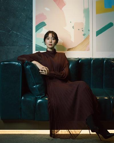 영화 <디바>에서 수진 역을 맡은 배우 이유영.