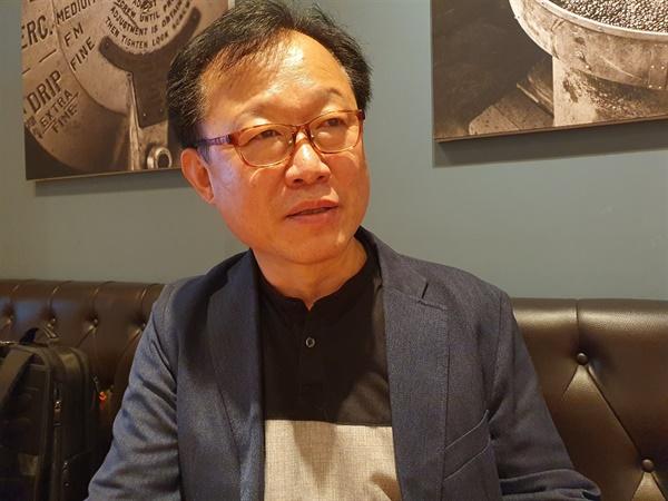 <다시쓰는 한국현대사>의 저자, 박세길 작가