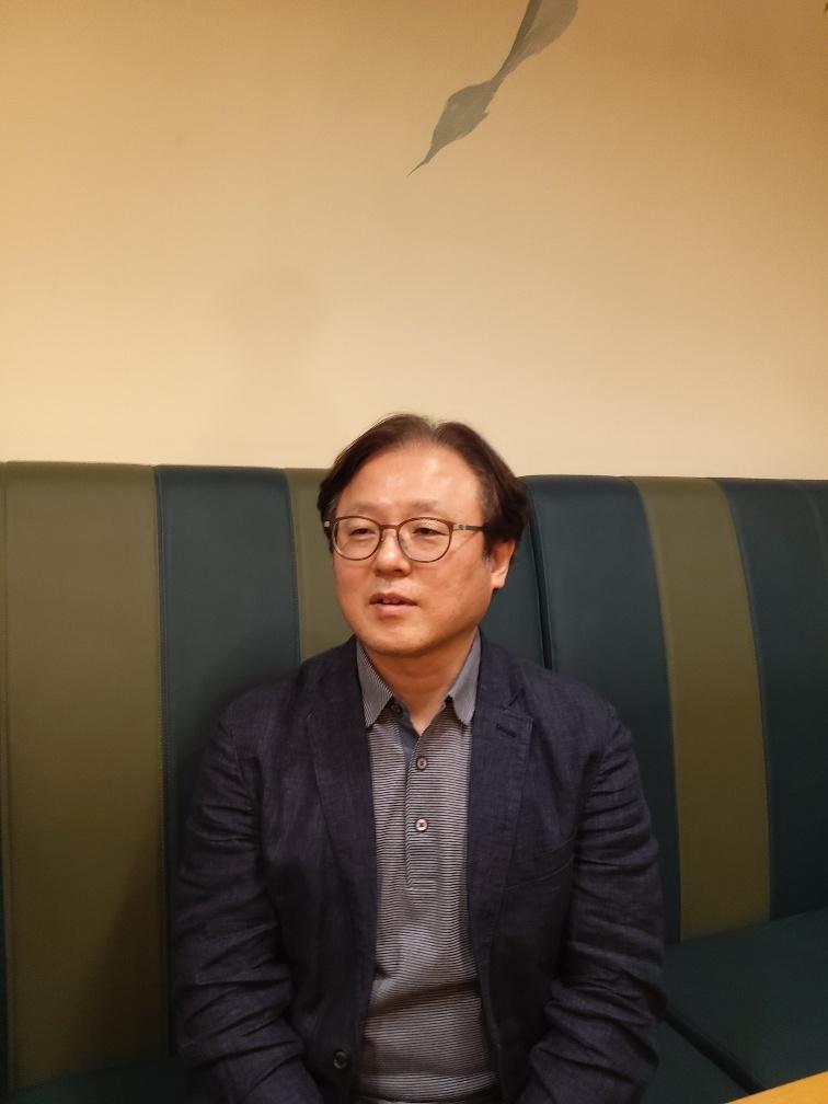 김현종 여주대학교 실용음악과 학과장