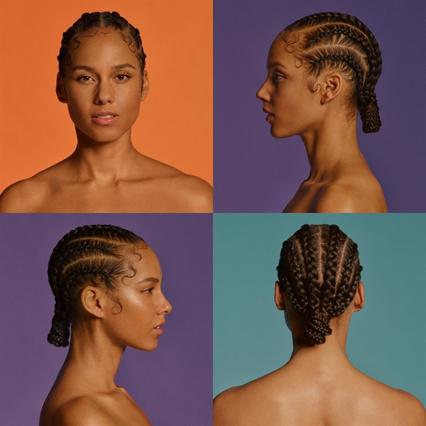 앨리샤 키스(Alicia Keys)의 신보 < ALICIA >