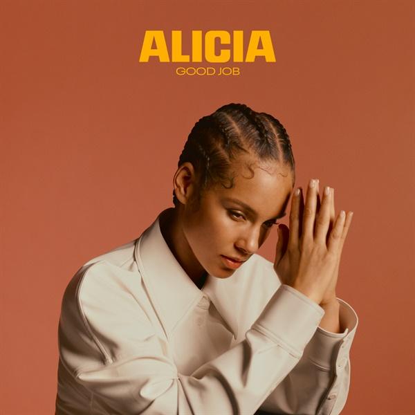 앨리샤 키스의 'Good Job'은 동시대의 이웃들에게 위로를 전하는 곡이다.