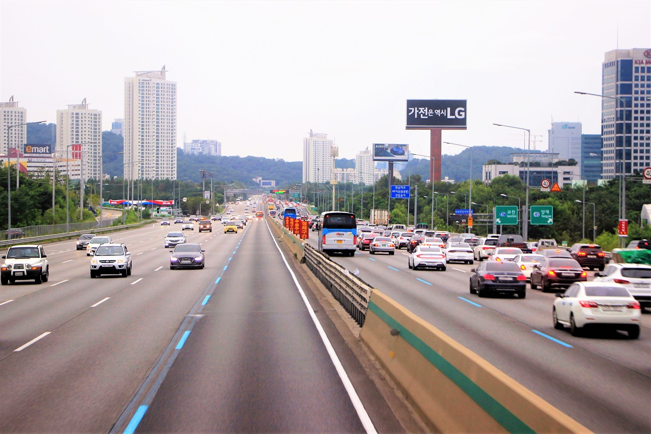 이번 추석 연휴에는 고속도로의 모습도 달라진다.