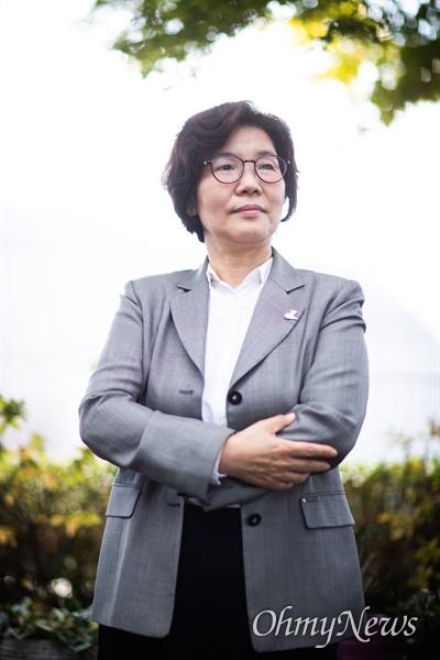 정문자 국가인권위원회 상임위원