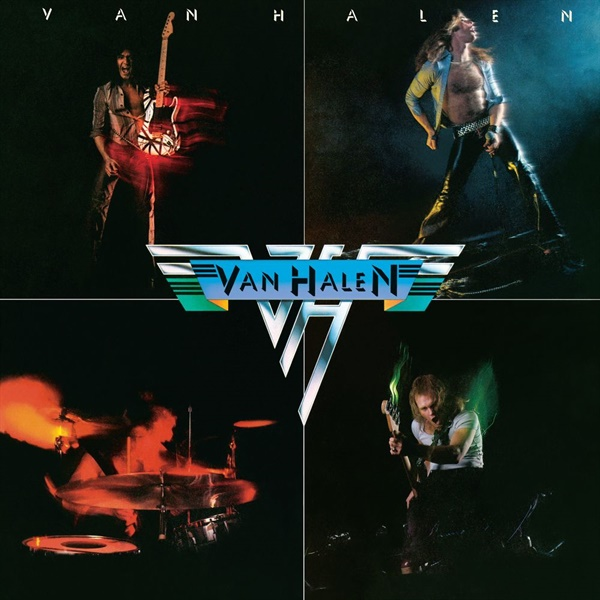 반 헤일런의 데뷔 앨범 < Van Halen >(1978)