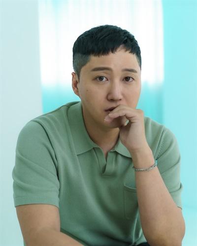영화 <돌멩이>에서 석구 역을 맡은 배우 김대명.