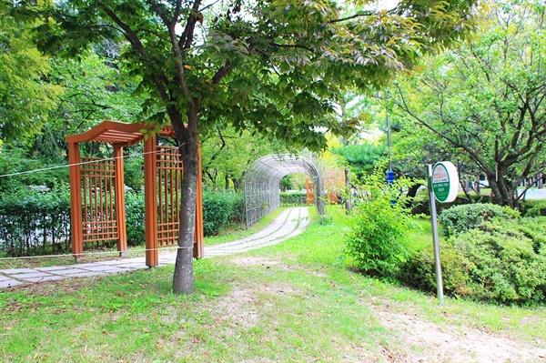 경주 보문관광단지 호반길 주변 모습