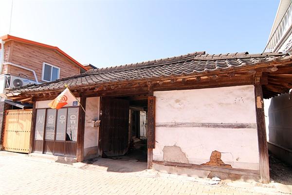 임실읍 성가리에 있는 천도교 임실교구전경