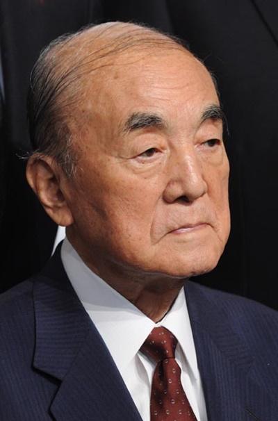 나카소네 야스히로 전 일본 총리