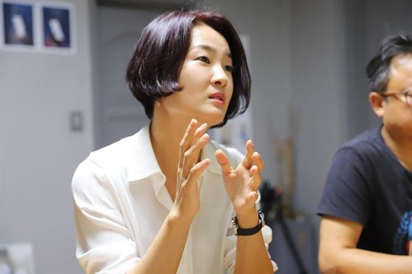박상희 경희대 시각디자인학과 교수.