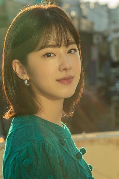 영화 <삼진그룹 영어토익반>에서 보람 역을 맡은 배우 박혜수.