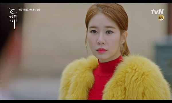 <도깨비>에서는 공유와 김고은 커플 못지 않게 이동욱과 유인나 커플도 시청자들의 많은 사랑을 받았다.