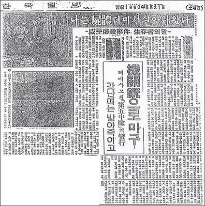 함평 민간인 학살 기사
