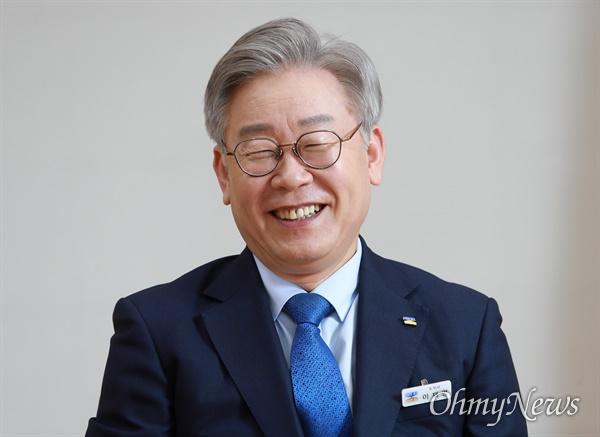 이재명 경기도지사.