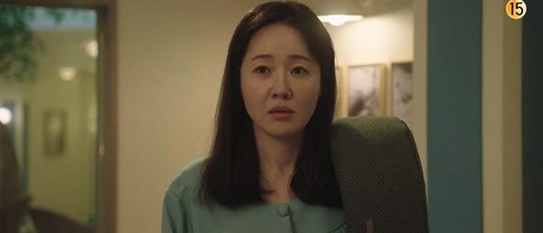 tvN <산후조리원> 한 장면.