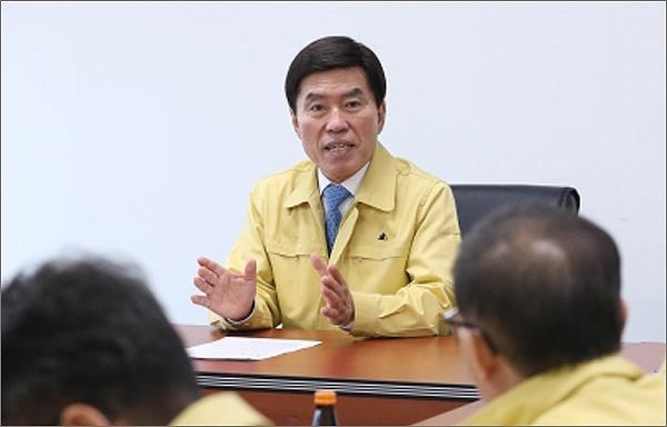 황인호 대전동구청장(자료사진).