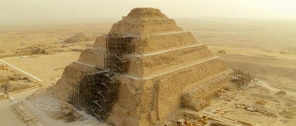 넷플릭스 <사카라 무덤의 비밀> 관련 이미지.