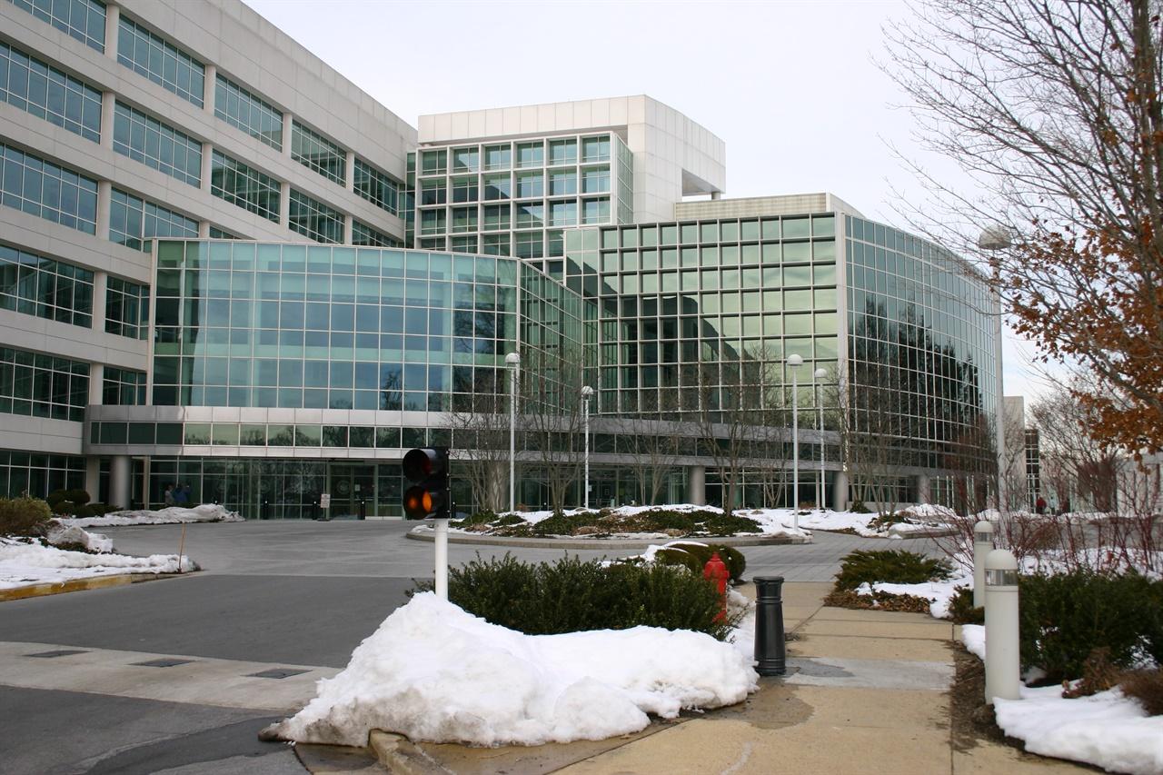 미국 메릴랜드 주 칼리지파크에 있는 국립문서기록관리청(NARA).