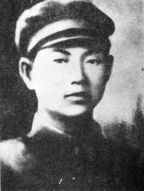 동북항일연군 제3로군 총참모장 겸 제3군장 허형식 장군.
