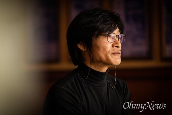6.25전쟁 중 벌어진 태안 지역 민간인 학살을 다룬 영화 <태안>의 구자환 감독