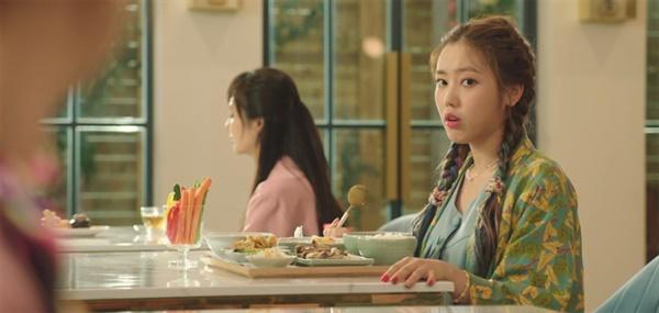 tvN 월화드라마 <산후조리원>의 한 장면