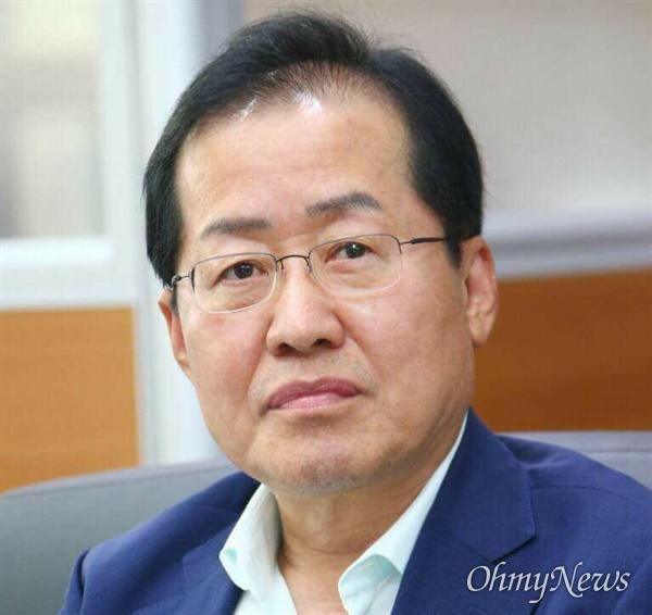 홍준표 무소속(대구 수성구을) 국회의원.
