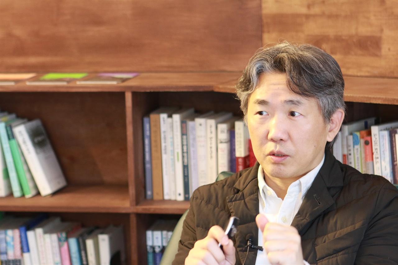 김태형 심리연구소 '함께' 소장.
