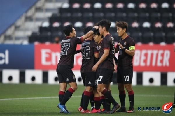 FC서울 서울이 ACL 조별리그 3차전 치앙라이전에서 5-0으로 승리했다.