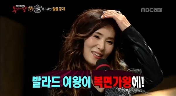 장혜진이 <복면가왕>에서 부른 <1월부터 6월까지>는 <복면가왕> 스페셜앨범에도 수록될 만큼 많은 사랑을 받았다.