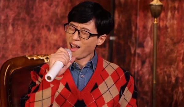 지난 3일 이뤄진 MBC '놀면 뭐하니?' 유튜브 생방송의 한 장면