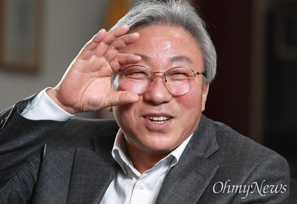 민병희 강원도교육감.