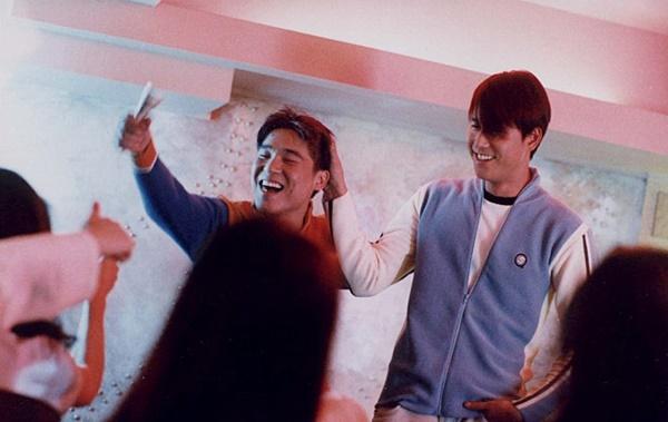 임창정(왼쪽)은 영화 <비트>에서의 열연을 통해 배우로서 재도약할 수 있는 발판을 마련했다.