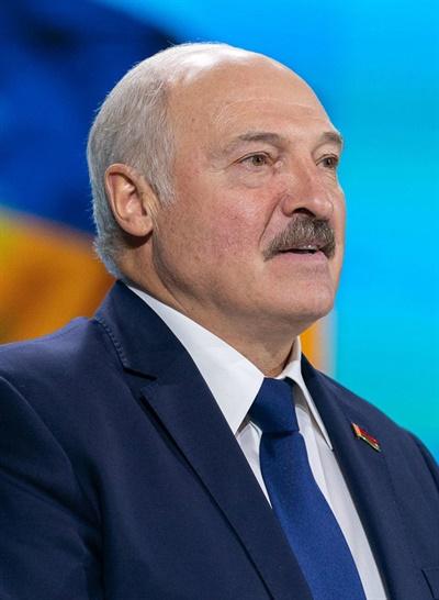 루카셴카 벨라루스 대통령. 1994년부터 대통령이다.