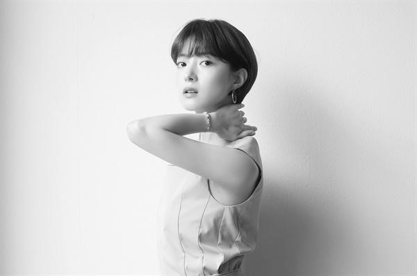 종영한 MBC 월화드라마 <카이로스>의 배우 이세영.