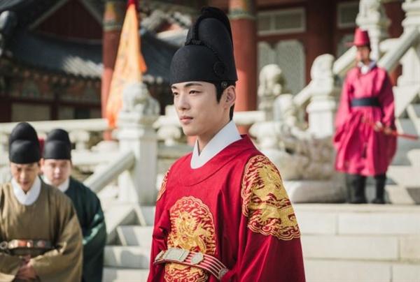 tvN 드라마 <철인왕후> 한 장면