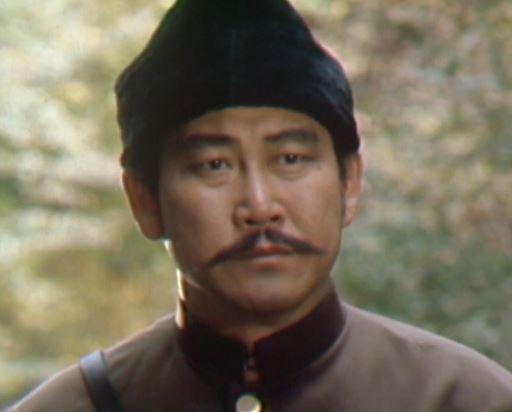 백야 김좌진 장군으로 분한 故 문오장