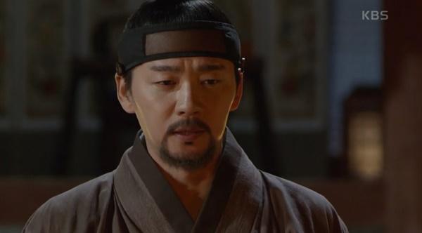 KBS 월화드라마 <암행어사 : 조선비밀수사단>의 한 장면