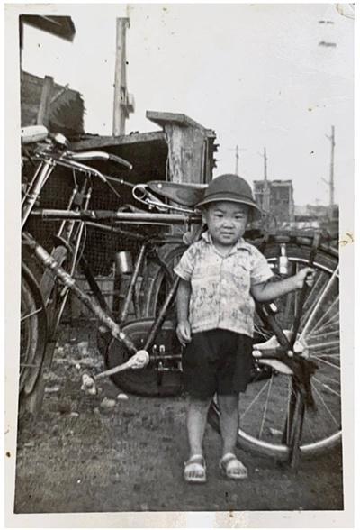 어린시절 김병진