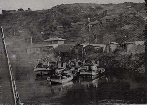 50~60년대 서래포구(경포)