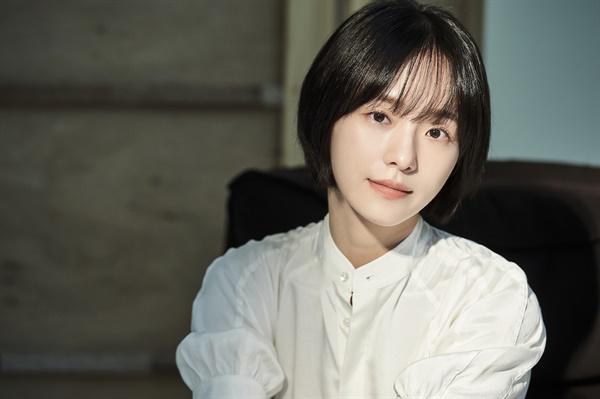 넷플릭스 오리지널 시리즈 <스위트홈> 배우 박규영 인터뷰 사진