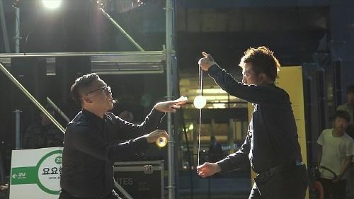 <요요현상> 영화의 한 장면