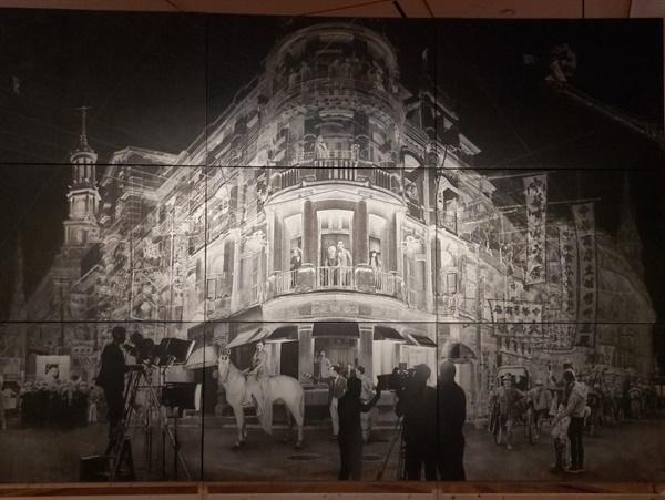조덕현, 에픽 상하이(Epic Shanghai)-1935, 2017