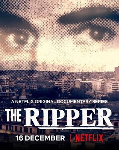 넷플릭스 오리지널 다큐멘터리 시리즈 <더 리퍼> 포스터.