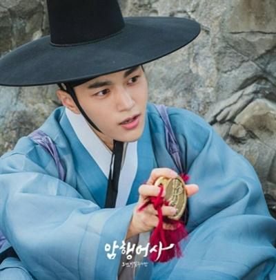 KBS2 월화드라마 <암행어사 : 조선비밀수사단>의 한 장면