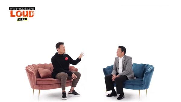SBS는 올해 상반기 아이돌 경연 오디션 프로그램 '라우드'를 방영한다.  박진영, 싸이의 참여를 통해 양측 회사 소속 각 2팀을 데뷔시키는게 특징이다.