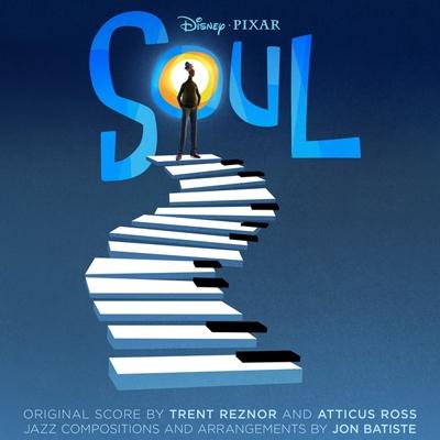 영화 '소울' 사운드트랙 음반 표지
