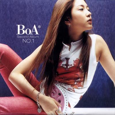 오리콘차트 1위를 차지한 후 발표한 보아2집은 국내에서 50만장 이상의 판매량을 기록했다.