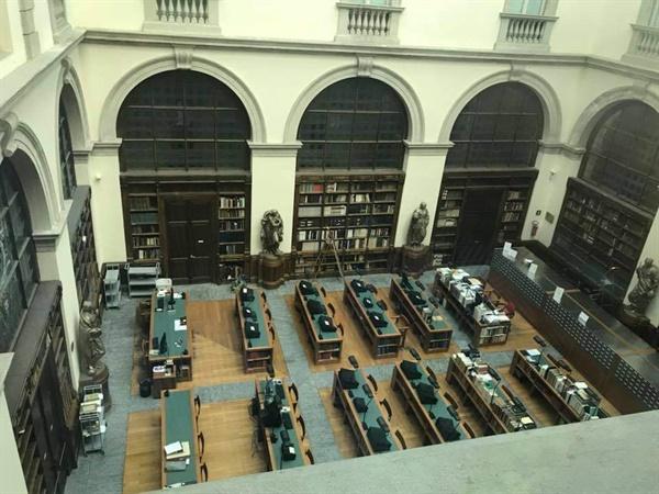 이탈리아 대학교 도서관