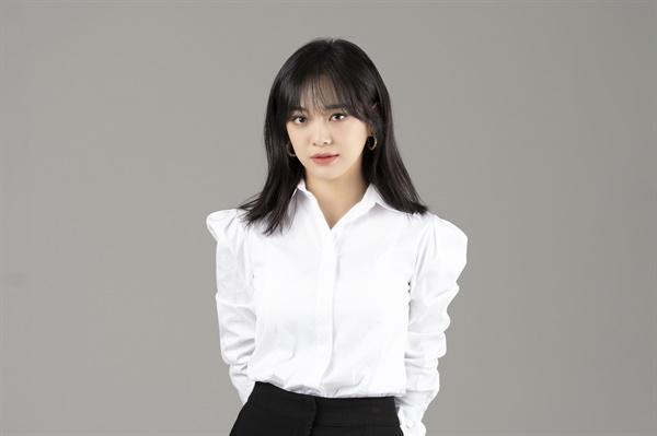 OCN <경이로운 소문> 배우 김세정 인터뷰 사진